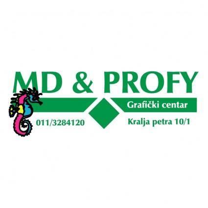 free vector Mdprofy graficki centar