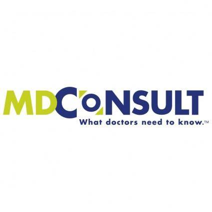 free vector Md consult