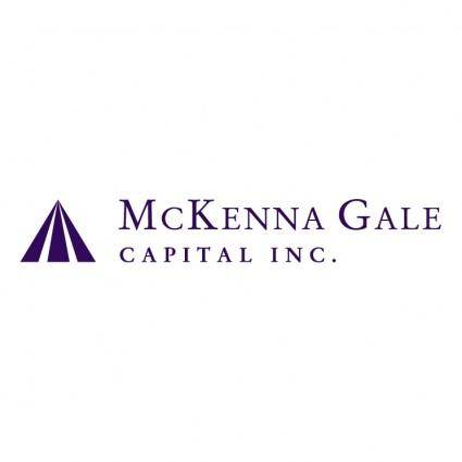 free vector Mckenna gale capital