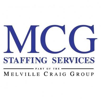 Mcg staffing services
