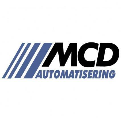 free vector Mcd automatisering