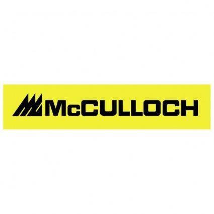 free vector Mcculloch 0