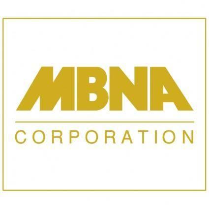 Mbna corporation