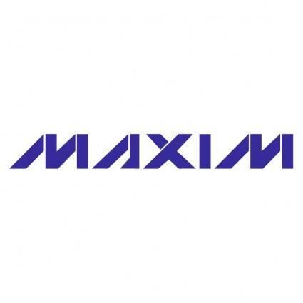 free vector Maxim ic