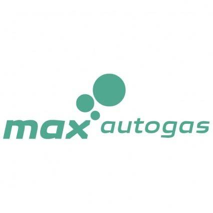free vector Max autogas