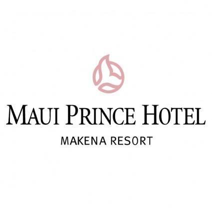 free vector Maui prince hotel