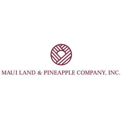 Maui land pineapple company