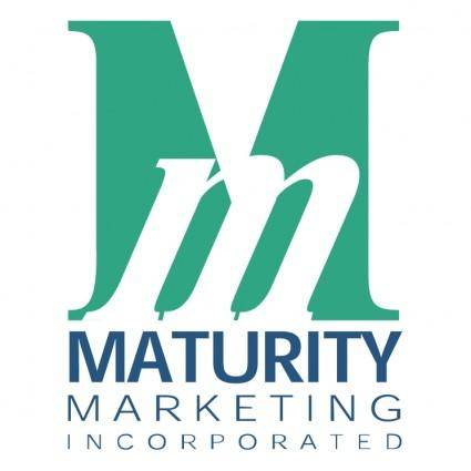 Maturity marketing