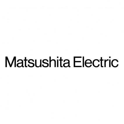 Matsushita electric