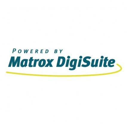 free vector Matrox digisuite