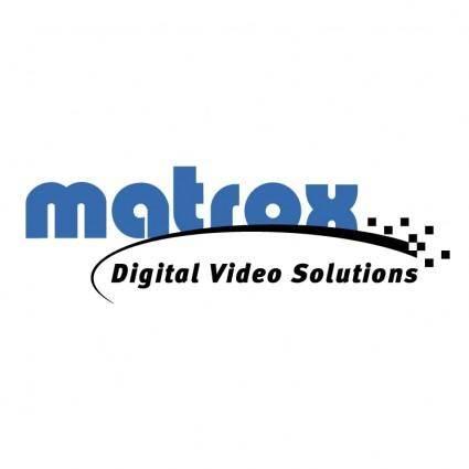 free vector Matrox 1