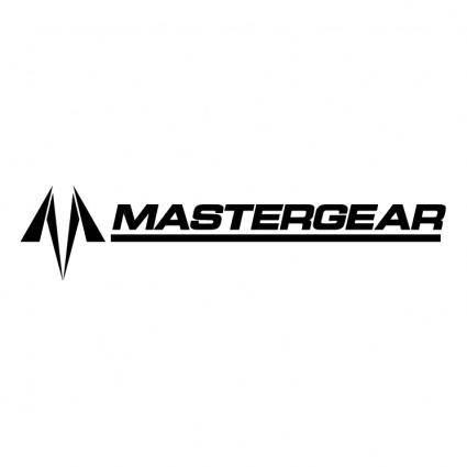 free vector Mastergear