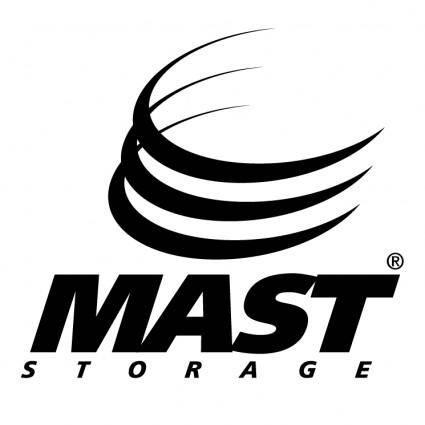 Mast storage 0
