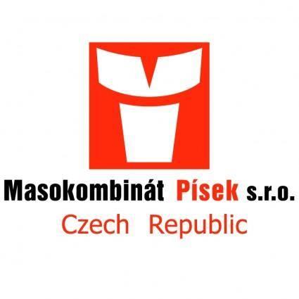 free vector Masokombinat pisek