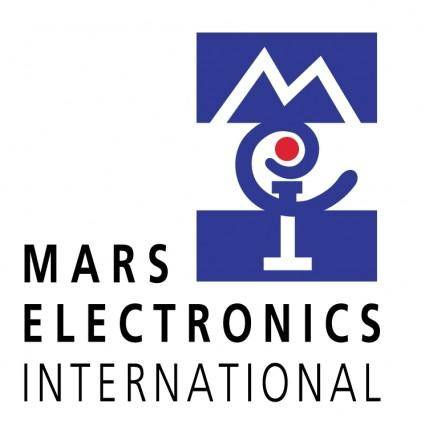Mars electronics