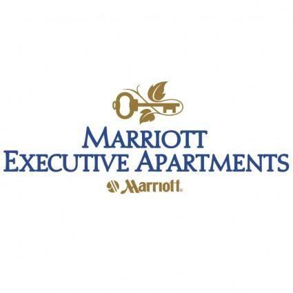 free vector Marriott executive apartments 0