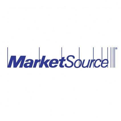 free vector Marketsource