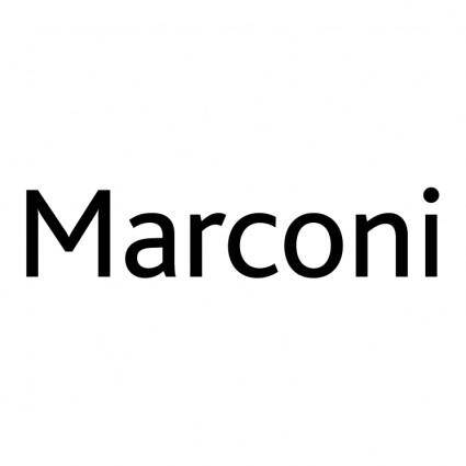 free vector Marconi 1