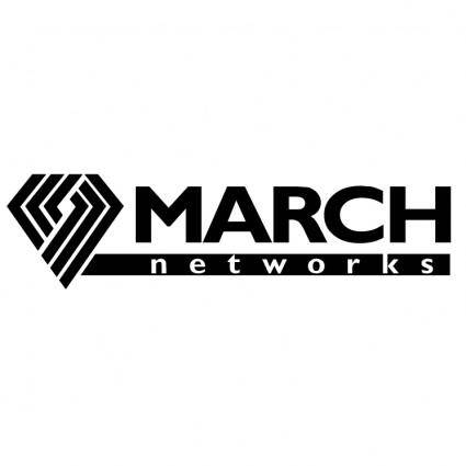 free vector March networks
