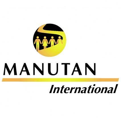 free vector Manutan international
