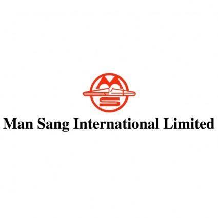 free vector Man sang