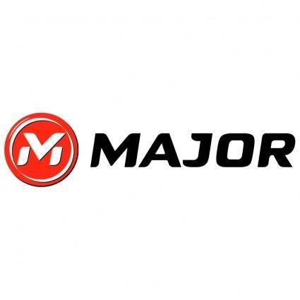 free vector Major