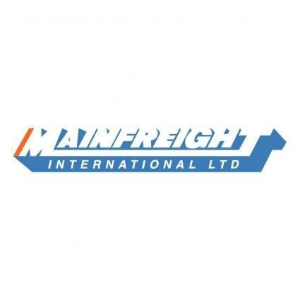 free vector Mainfreight international