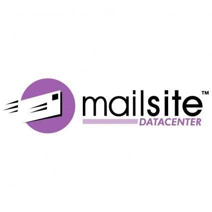 free vector Mailsite datacenter