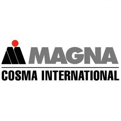 free vector Magna cosma international