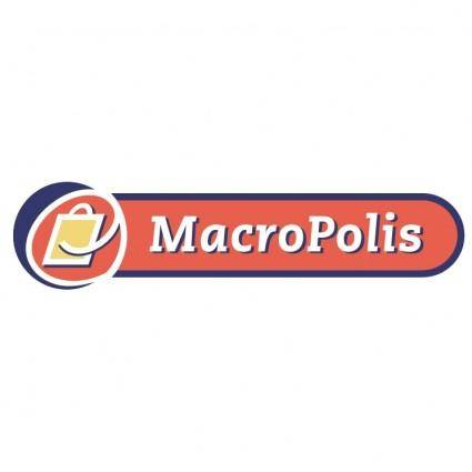 free vector Macropolis
