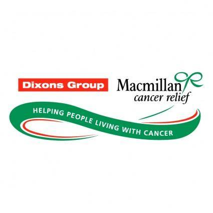 Macmillan cancer relief