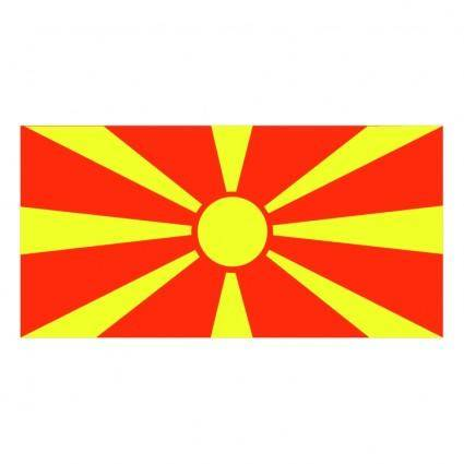free vector Macedonian