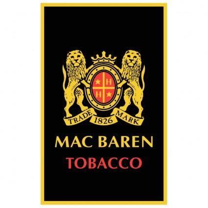 free vector Mac baren tobacco