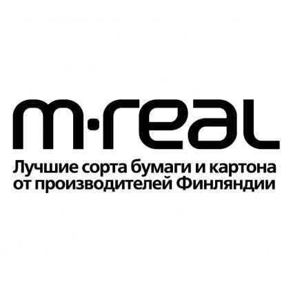 M real 0