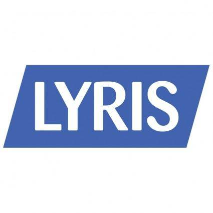 free vector Lyris