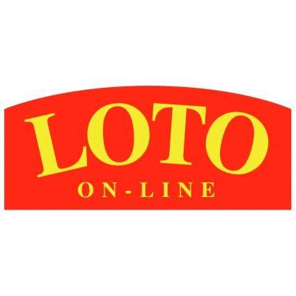 free vector Loto on line