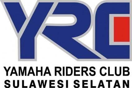 free vector Yamaha Riders Club