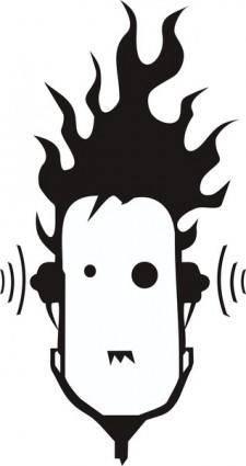 free vector DJ music