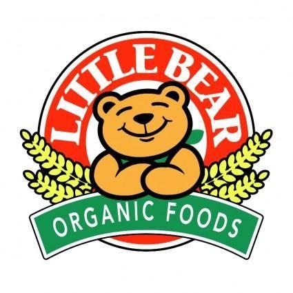free vector Little bear