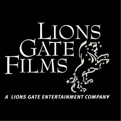 free vector Lions gate films