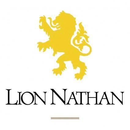 free vector Lion nathan 0