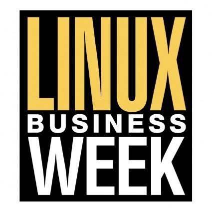 free vector Linux business week