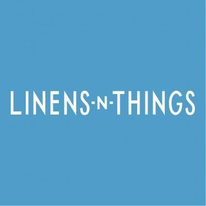 free vector Linens n things