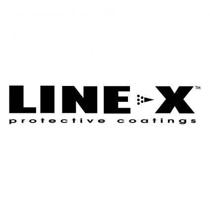 Line x 1