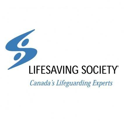 free vector Lifesaving society