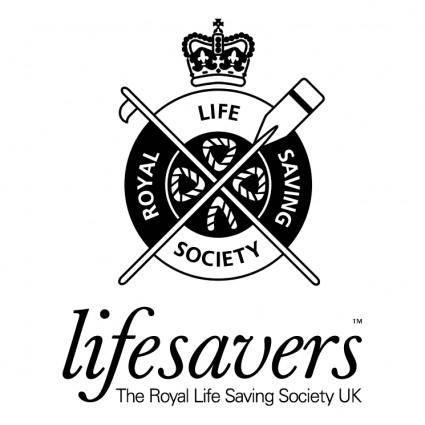 free vector Lifesavers