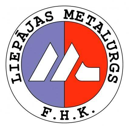 free vector Liepajas metalurgs