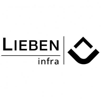 free vector Lieben infra