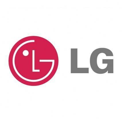 free vector Lg electronics 1