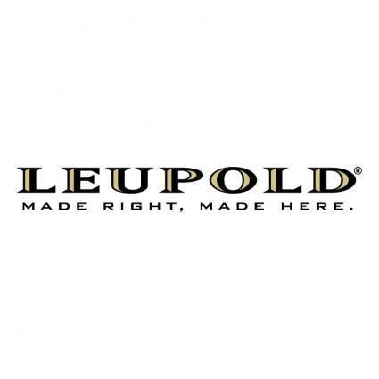 free vector Leupold